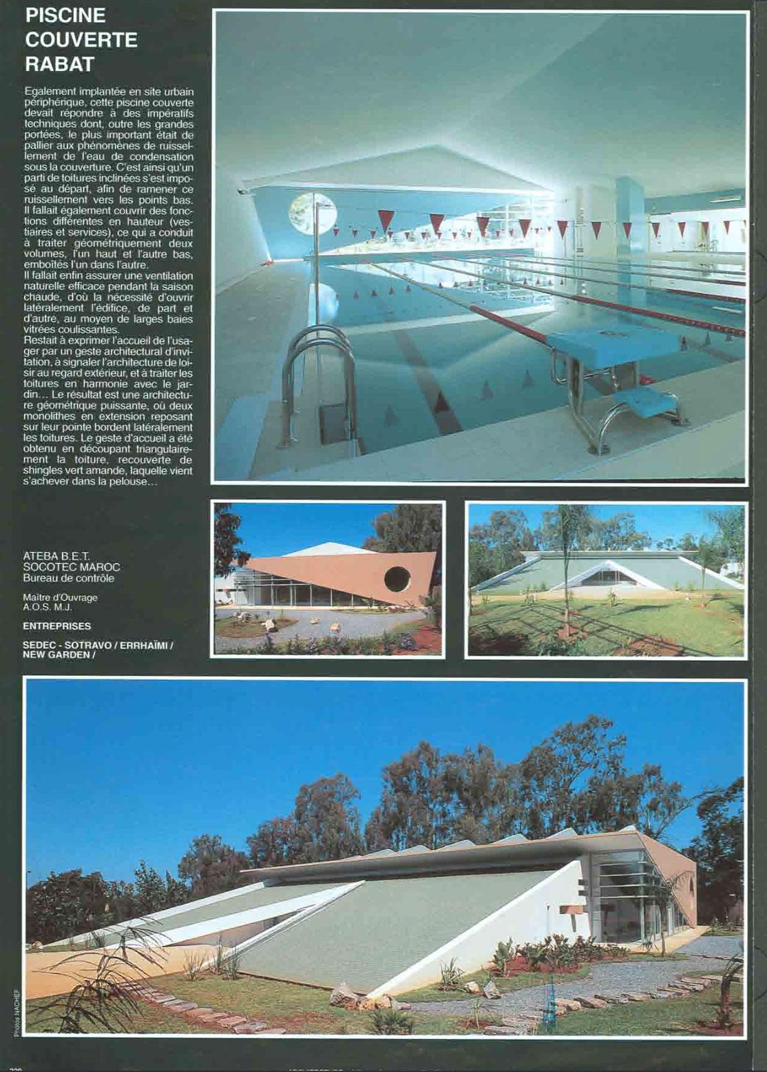Architecture méditerranéenne 09-1996