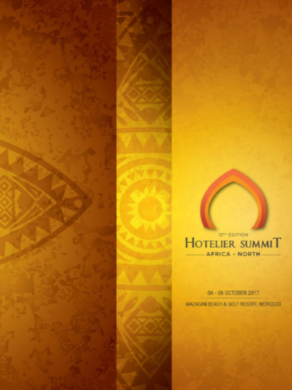 Hotellerie summit 13Th North Africa-2017