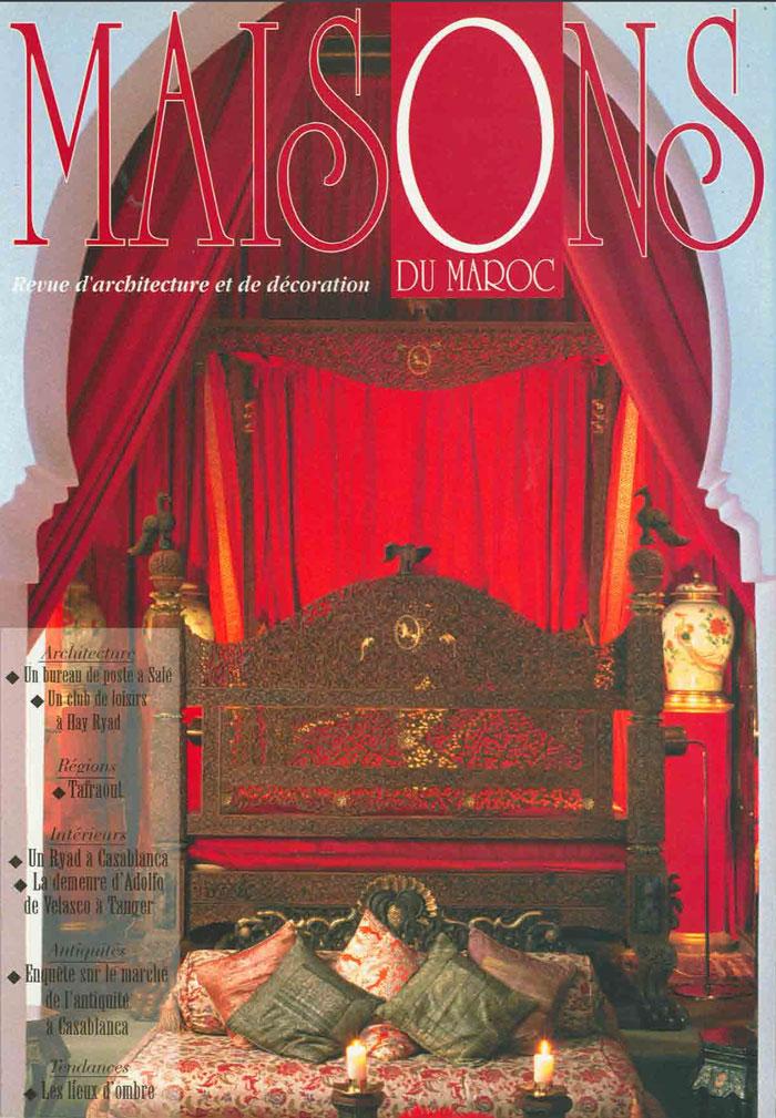 Maison du Maroc n°3-3èmeTr-1995