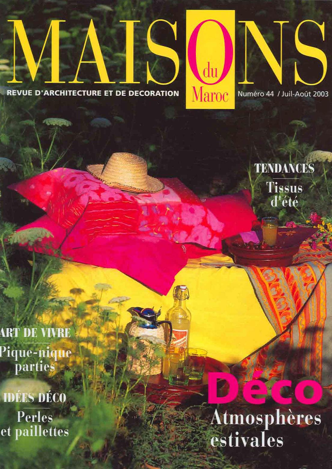 Maison du Maroc n°44-08-2003