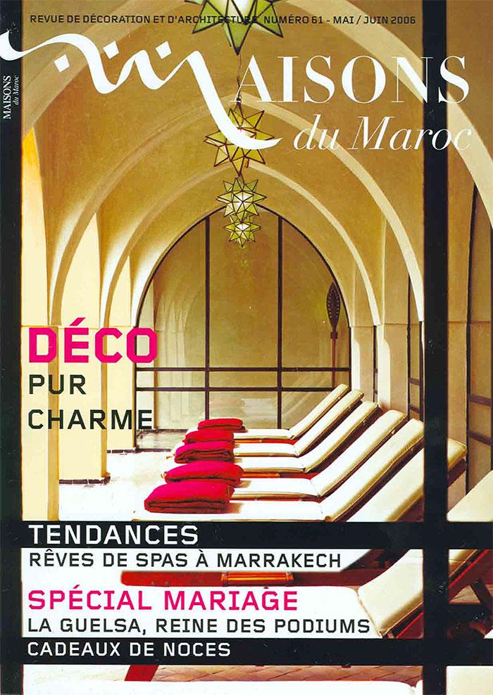 Maison du maroc n°61 06-2006