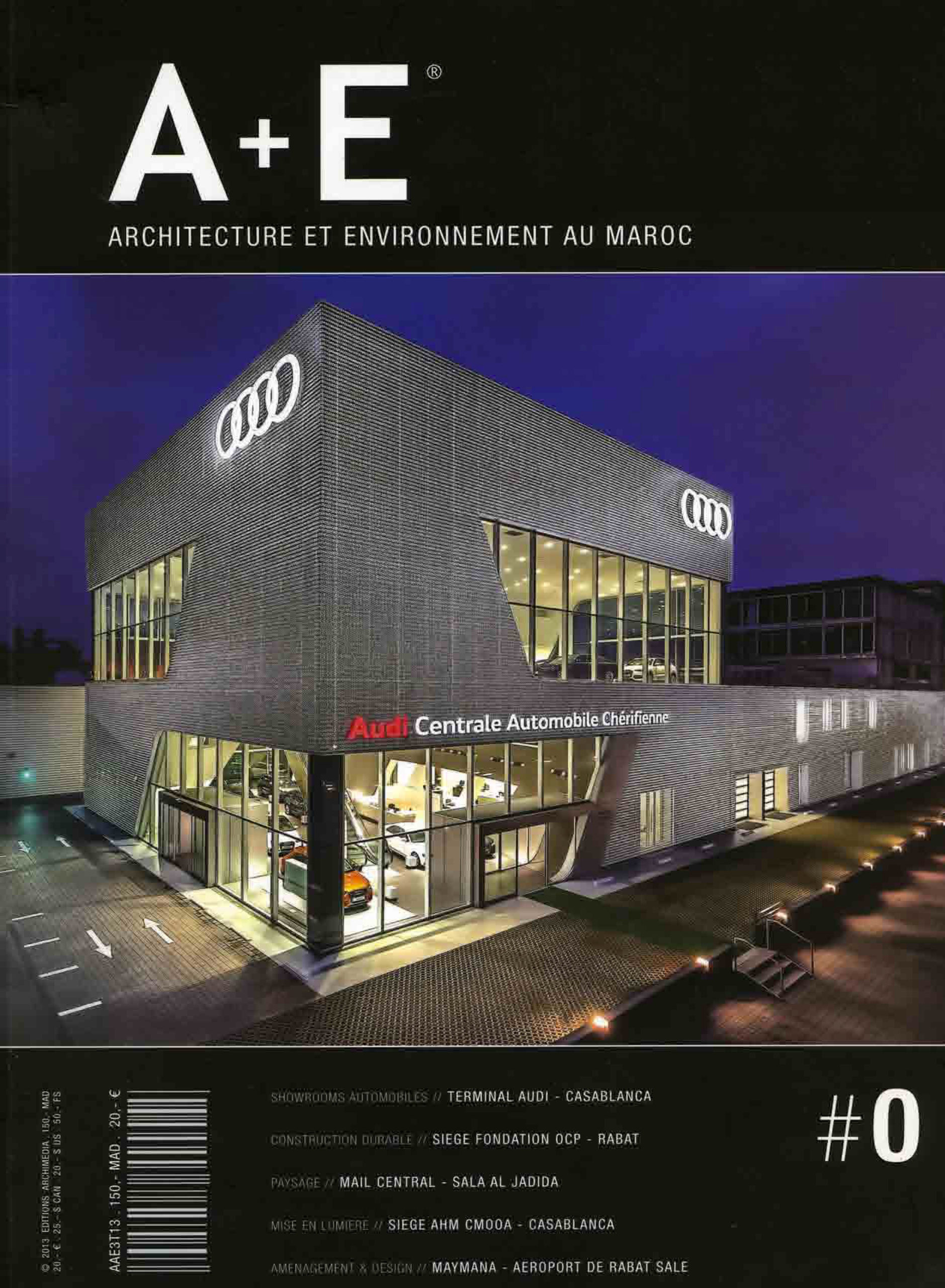 A+E N° 0-2013