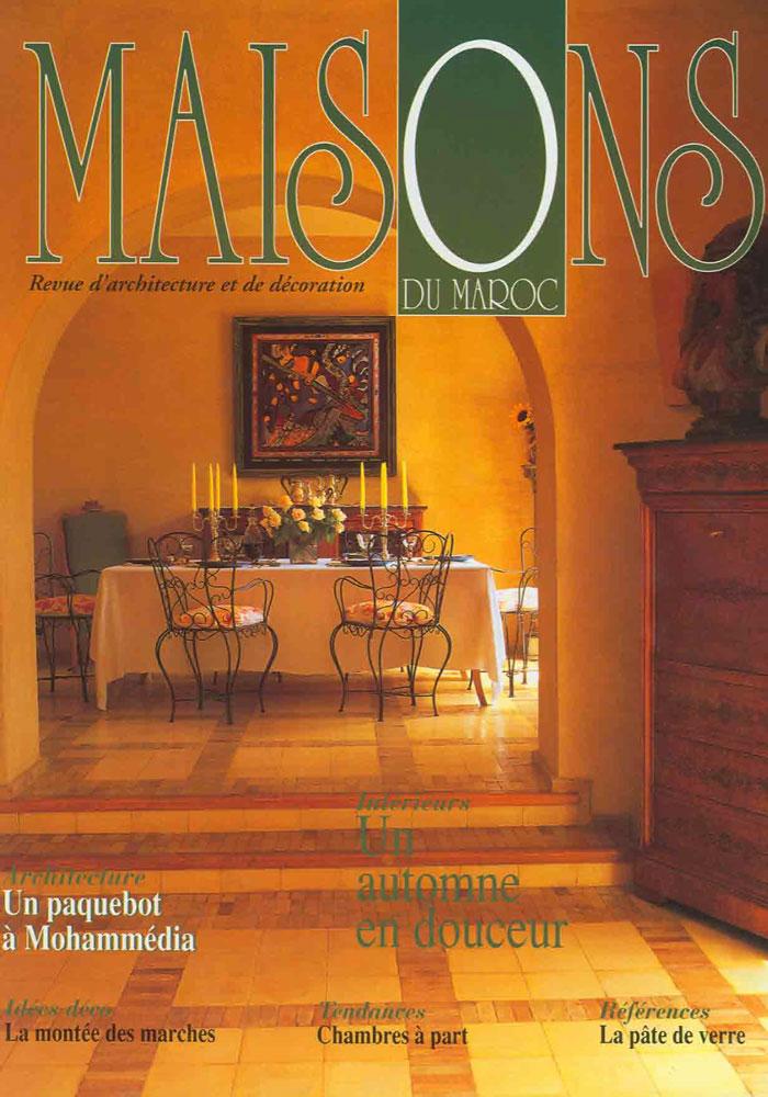 Maisons du Maroc N° 4T-97-