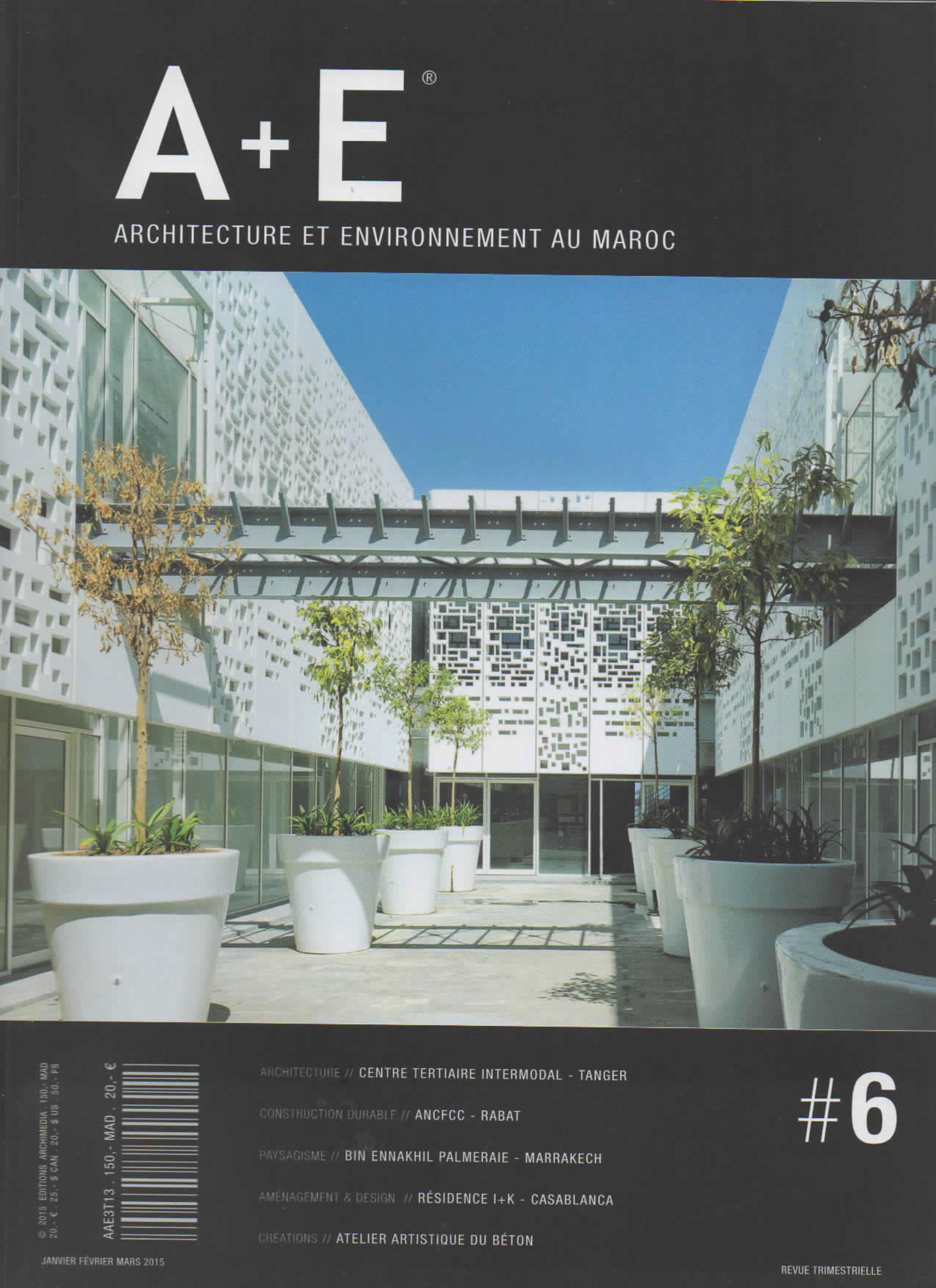 A+E N°6 2015 ANCFCC