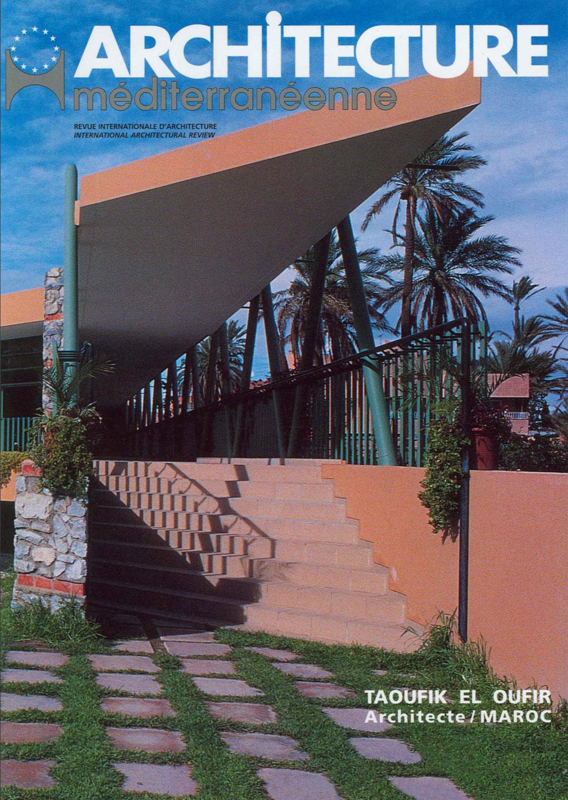 Architecture Méditerranéenne n°51-1998