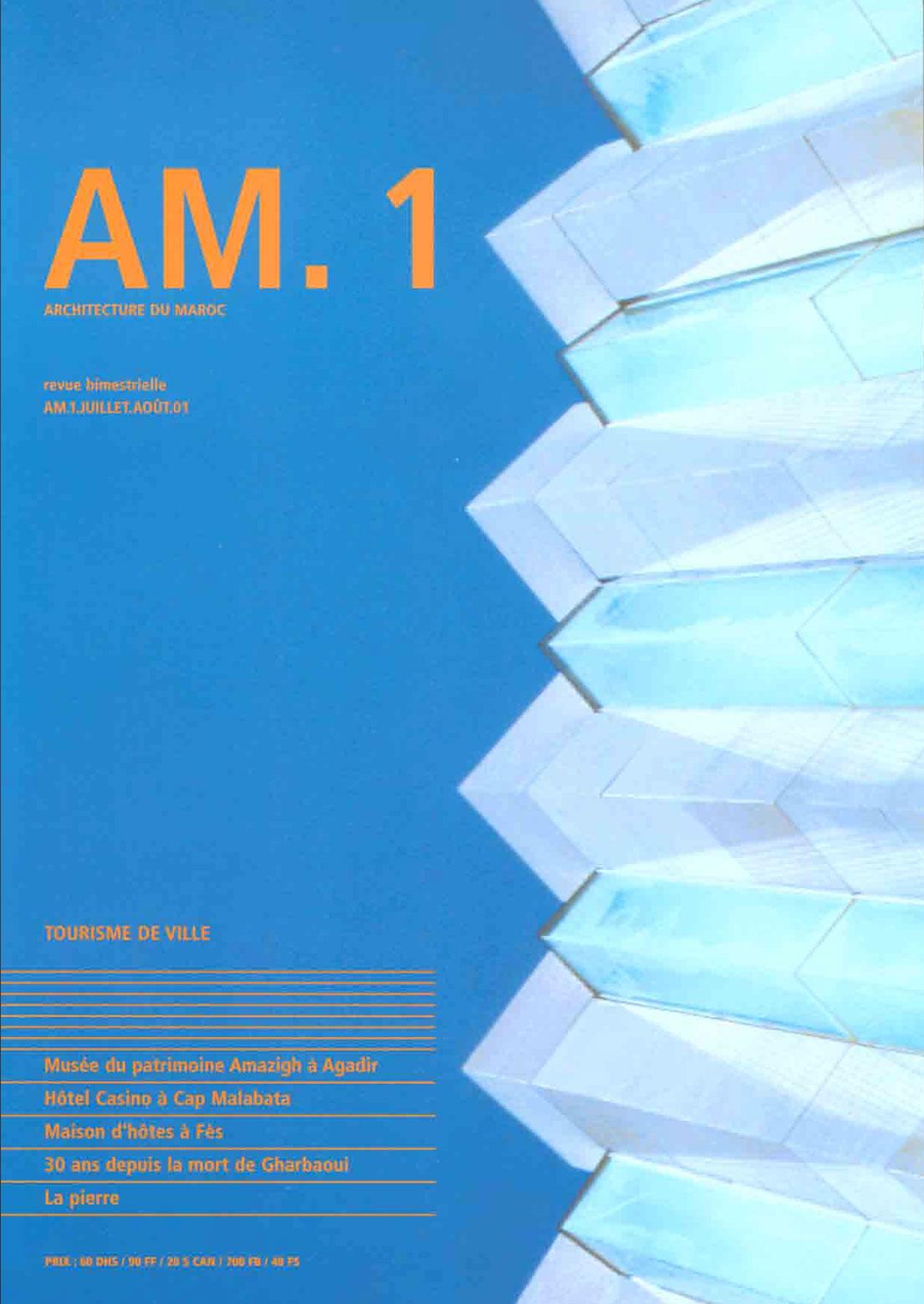 AM N°1-07-2001