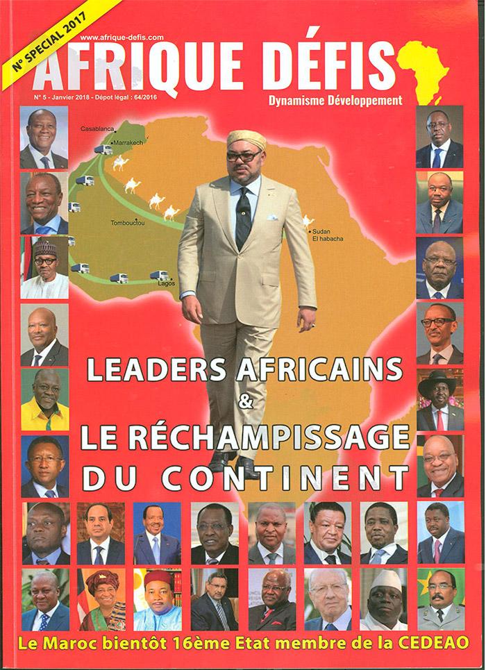 Afrique Défis n°5- 01- 2018