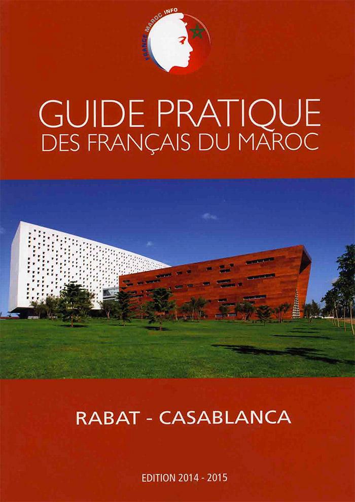 Guide partique français du Maroc  2014-2015