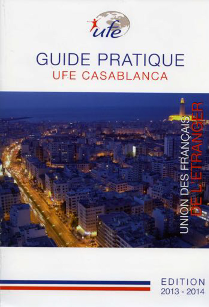 Guide Pratique UFE Casablanca Edition 2013-2014