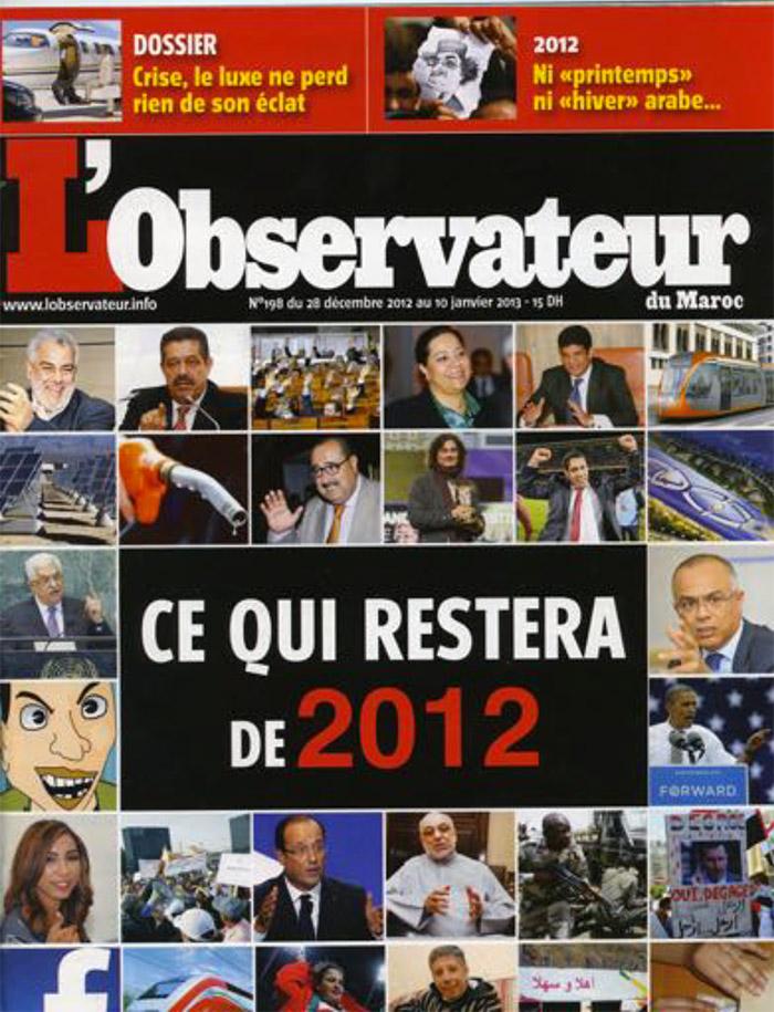 L'Observateur n°198 10-01-2013
