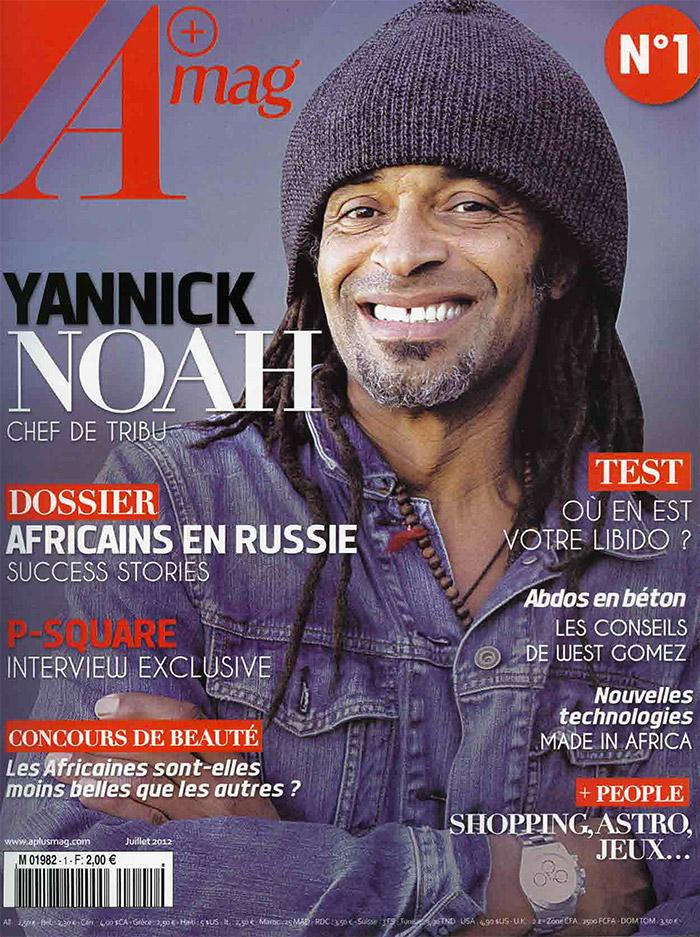 A+ mag n°1 07-2012
