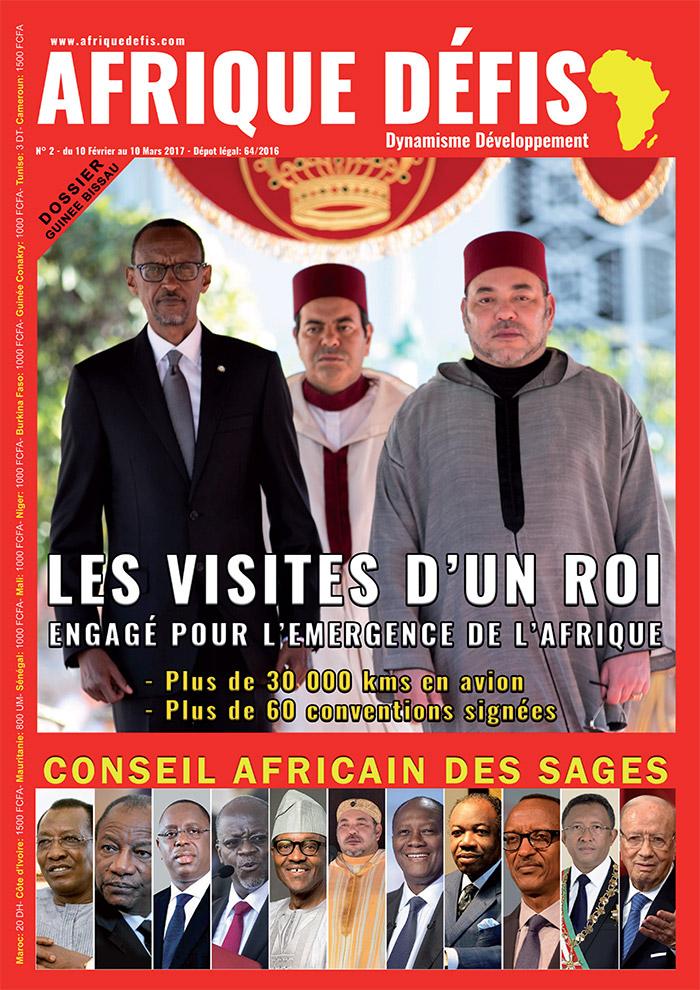 Afrique défis n°4 03-2017