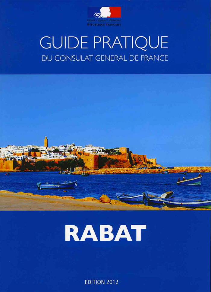 Guide Pratique Consulat France Edition 2012