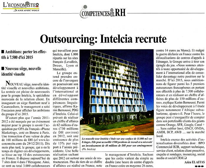 L'Economiste P4 16-10-2012