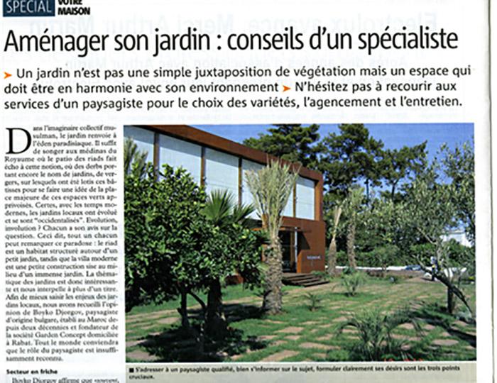 aménager son jardin 2011