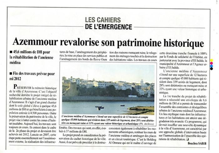 L'Economiste 10-02- 2011