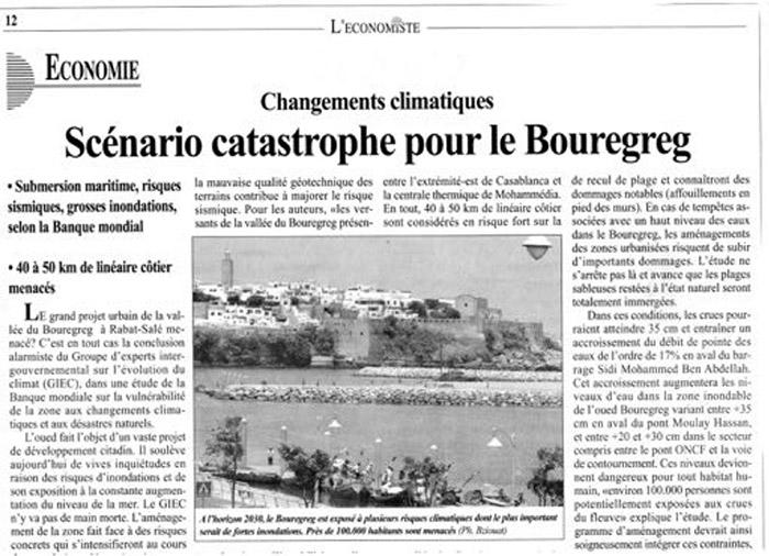 L'Economiste 15-07-2011