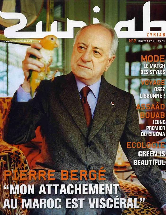Zyriab N°2 01-2011