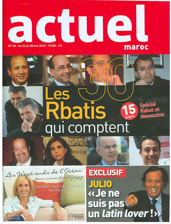 Actuel N°48 22-05-2010